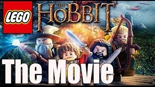 Lego The Hobbit An Unexpected Journey The Movie / All Cutscenes HD