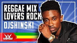 Reggae Club Mix Vol 1 [Reggae Lovers Rock] - DJ Shinski [Gyptian, Jah Cure, Alaine, Tarrus Riley]