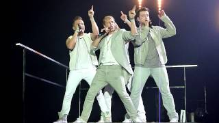 Westlife - When You're Looking Like That - Belfast 1-6-2012