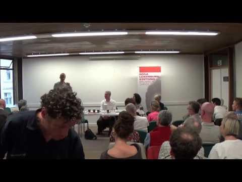 No TTIP - War on Want - Public Meeting - Birmingham - 8th July