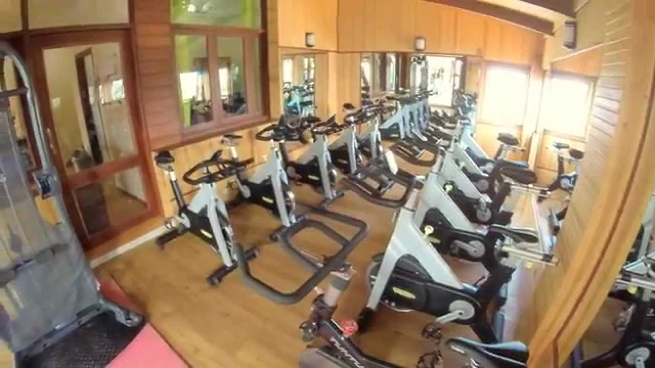 Salle De Bike Rpm A Aquafortland Spa Alger Youtube