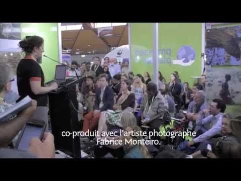 Ecofund 'The Prophecy' project at the World Parks Congress (WPC) 2014 in Sydney, Australia