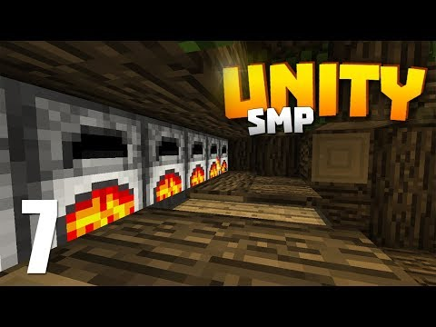 Ep 7: Fun With Furnaces   Unity SMP
