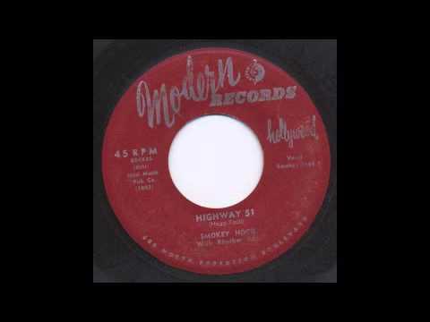 SMOKEY HOGG - HIGHWAY 51 - MODERN