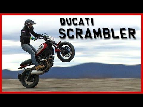 Ducati Scrambler test : une moto étonnamment... S