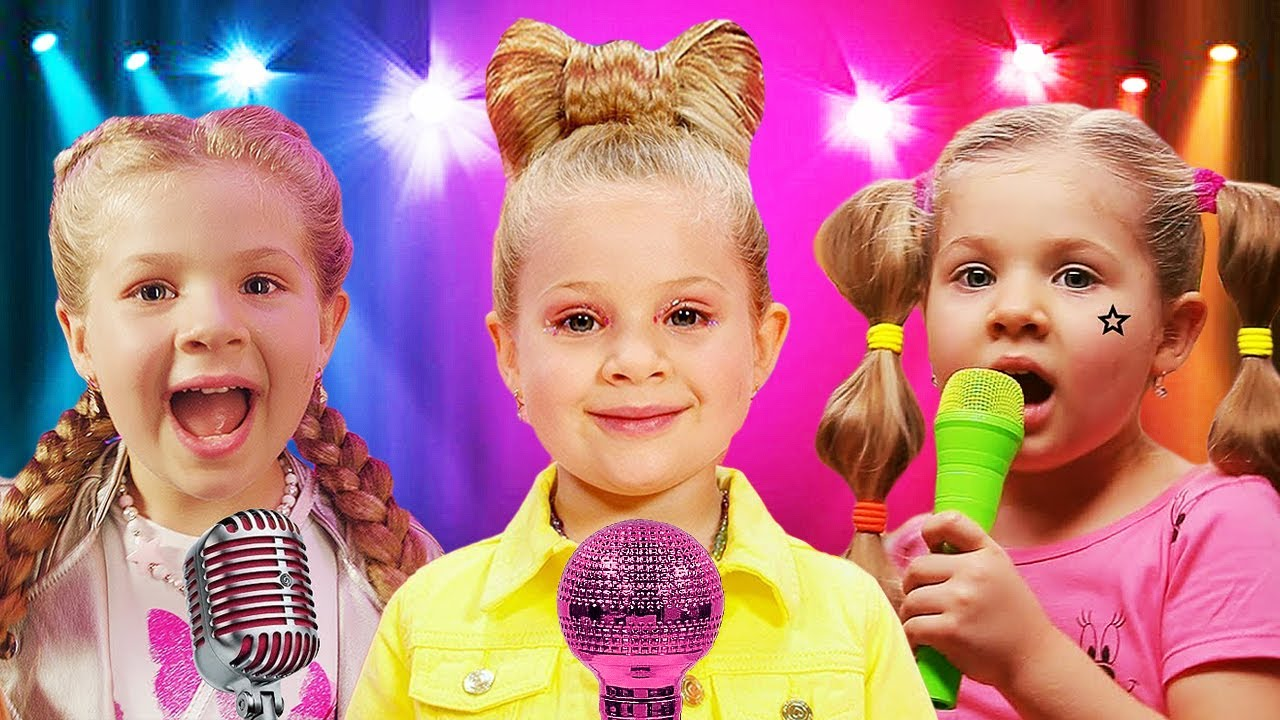 Download Diana and Roma - Best Kids Songs