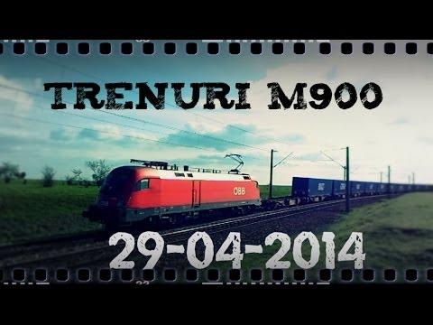 Trenuri M900 29 04 2014 By AdySoft