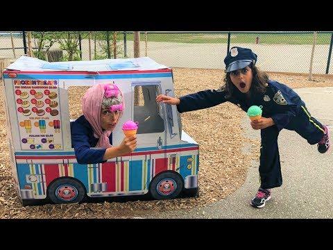 Police Buy Ice