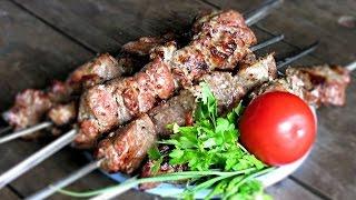 Вкусный домашний шашлык из свинины (простой рецепт)