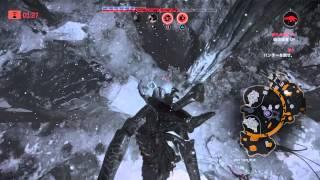 map適にクラーケンには逃げずらいので逆にトンネルで戦ってみました。 能力は...