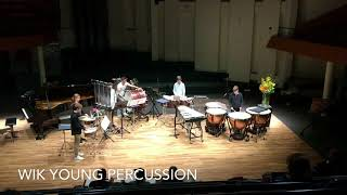 Download WIK Young Percussion @ VLAMO 2018 MP3 song and Music Video