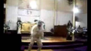 Sons of God: Mime Ministry PERFORMS to #1 Fan by Canton Jones