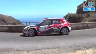 Rally Islas Canarias 2017 Shakedown