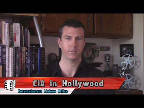 CIA is Quietly Working with Hollywood Studios - Their Entertainment Liaison Office Revealed