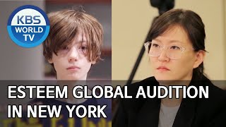 ESteem Global Audition in New York \x5bBoss in the Mirror\/ENG\/2020.04.12\x5d