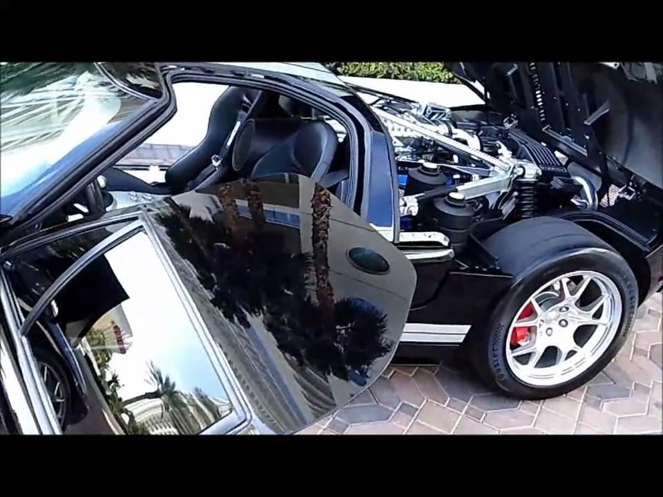 Ford Gt  Horsepower