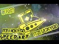 ItzLuckyGD Speed Art!!