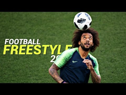 Football Freestyle Skills 2018 #3