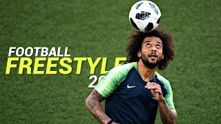 Football Freestyle Skills 2018 #3