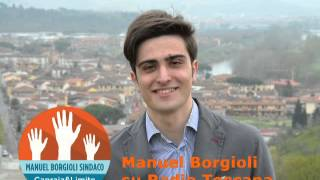Manuel Borgioli su Radio Toscana