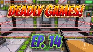 Pixel Gun 3D - Deadly Games [Ep. 14]