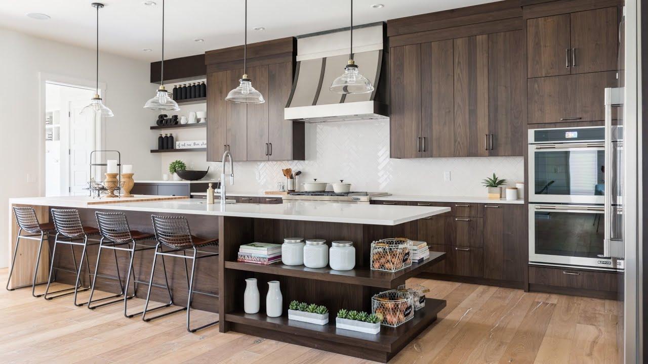 Nice Stylish Modern Kitchen Design Ideas - YouTube