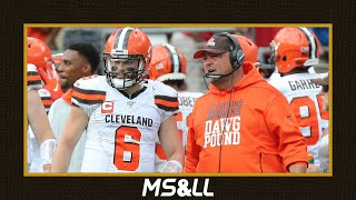 HOF'er feels coaching change is what Baker Mayfield needed to succeed - MS&LL 7/10/20