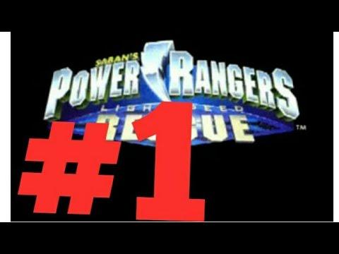 Download Power Rangers Lightspeed Rescue,parte #1