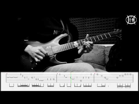 Avenged Sevenfold - Second Heartbeat - Guitar Solo Cover + TAB - Marco J. Zinnia