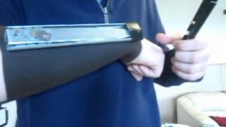 Ninja Wrist Blade