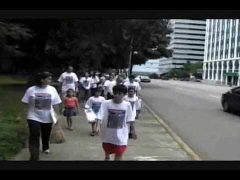 AAPER Marches in Columbia South Carolina