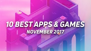 10 best new Android apps and games from November 2017!