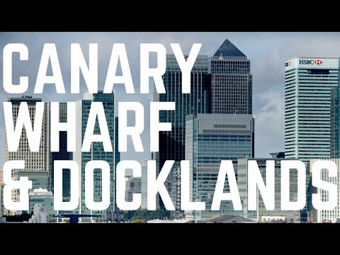 CANARY WHARF & DOCKLANDS | FREE THINGS TO DO IN LONDON | FIRST WORLD TRAVELLER