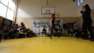 Półfinał Bgirl Battle 1vs1 / Natalka vs Natia