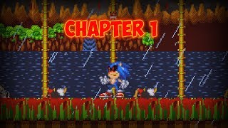 Executor is Hunting me!! | Sonic.EXE: Blood Scream (Chapter 1)