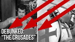 Were the Crusades Defensive? - A Response to Steven Crowder