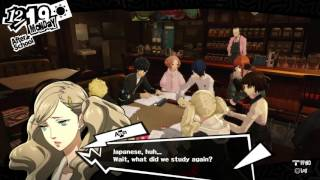 Video Persona 5 - 12/19: Cafe Leblanc Study Group: Makoto, Ann, Ryuji, Futaba Erudite Knowledge Maxed download MP3, 3GP, MP4, WEBM, AVI, FLV Agustus 2017