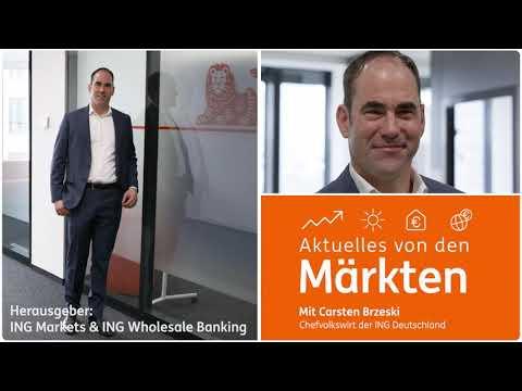 Blick auf die Finanzmärkte mit Carsten Brzeski | 28.04.2021