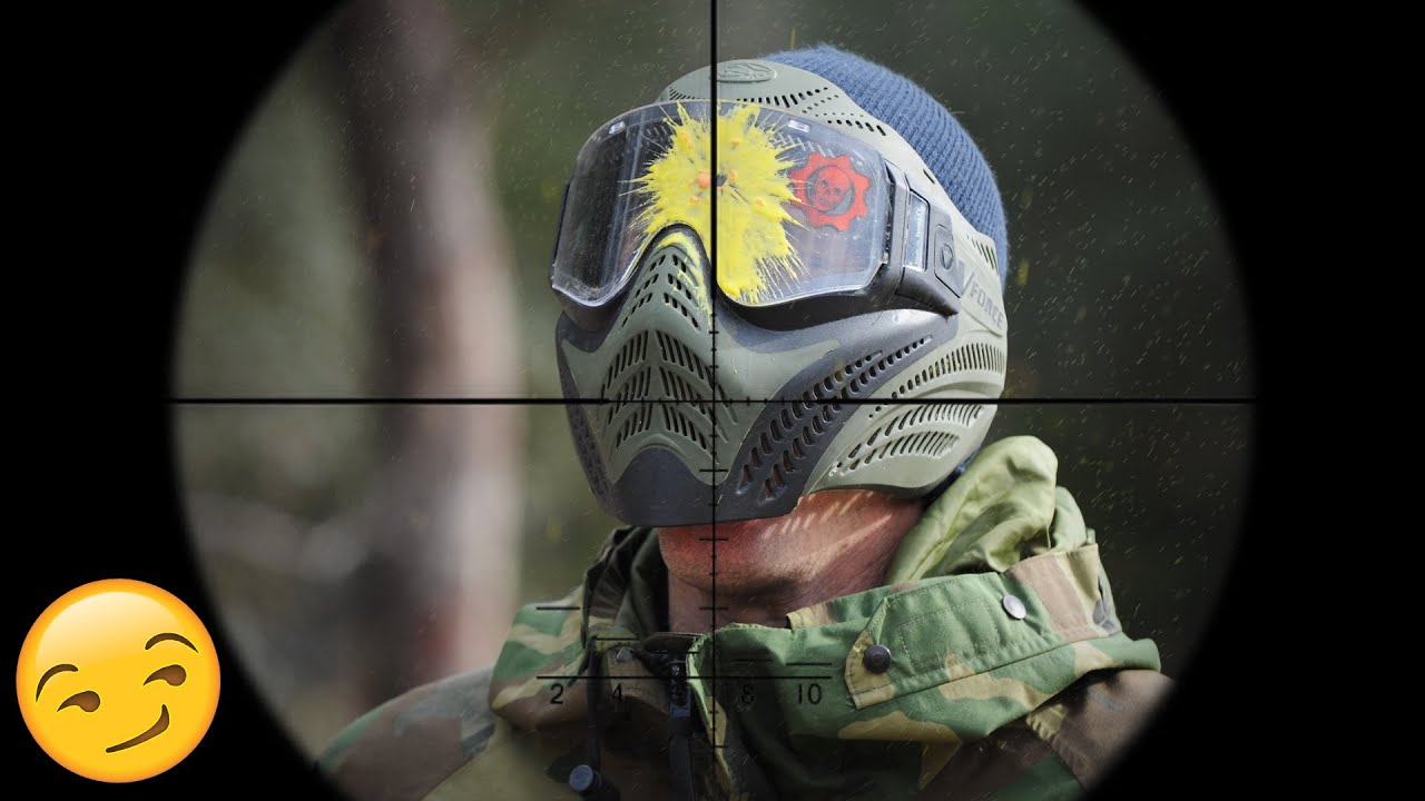 Paintball Sniper DESTROYING Cheaters - Paintball Wars ...