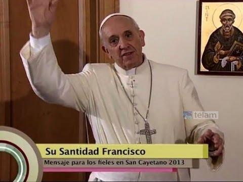 Francisco: Vayamos al encuentro de los más necesitados