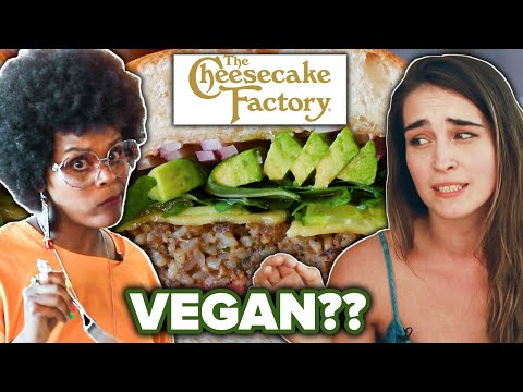 We Tried to Find Vegan Options At Popular Restaurant Chains