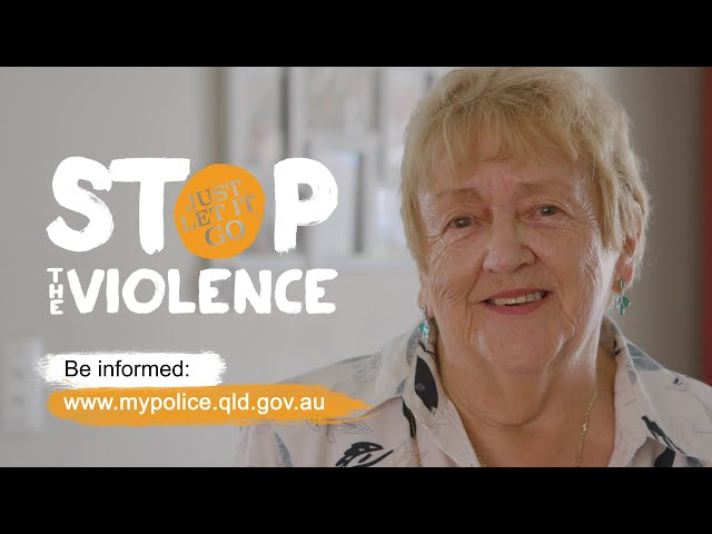 Queensland Police Service - Stop the Violence