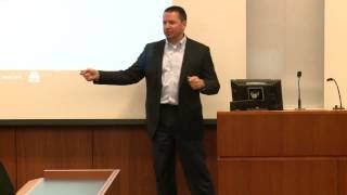 Financing Growth Businesses Lecture Series - Venture Capital