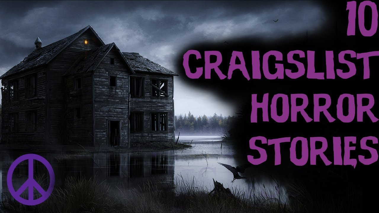 10 TERRIFYING TRUE & Unexplainable Craigslist Horror ...