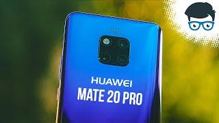 Huawei Mate 20 Pro – Povedený, ale má své chyby