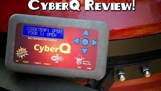BBQ Guru CyberQ Review