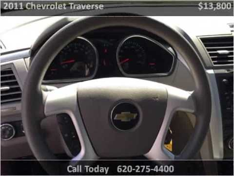 2011 chevrolet traverse used cars garden city ks ok co for Traverse city motors used cars