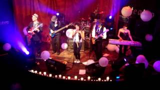 A song for you - Ani Rodriguez Sarmiento y Addicted Band junto a Robin Banerjee