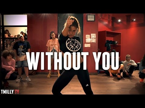 David Guetta - Without You ft Usher - Choreography by Willdabeast Adams - #TMillyTV
