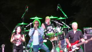 """Starship feat. Mickey Thomas """"Fooled Around And Fell In Love"""" LIVE Detroit Riverfront 8-3-2018"""